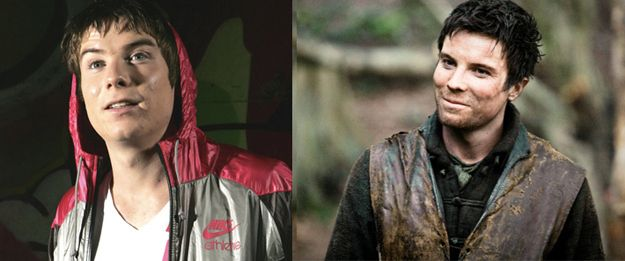 "Joe Dempsie - Chris Miles | The Original Cast Of ""Skins"": Where Are They Now?"