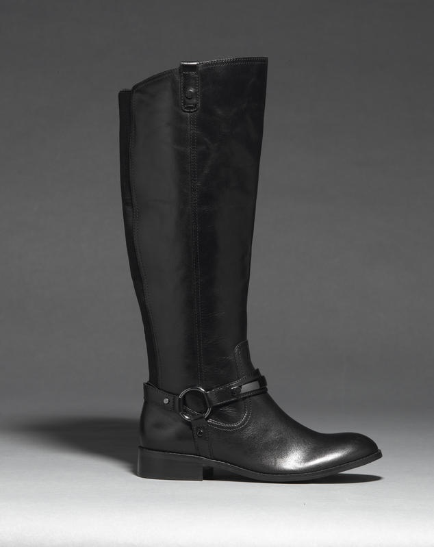 Perfect black boots from Marks and Spencer