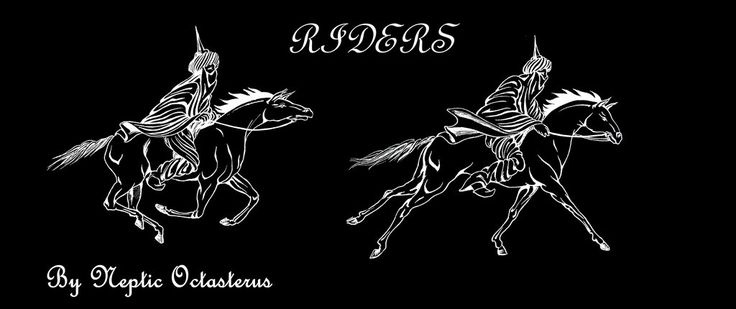 ''Riders'' by TsekeArs