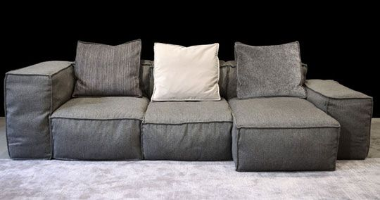 Peanut Modular Sofa by Hudson Furniture