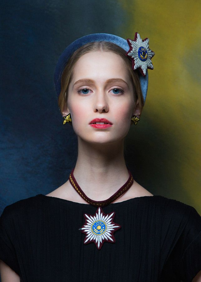 The New 'Masterpeace' Collection of Jewelry by Eugenia Linovich