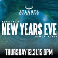 Best Atlanta New Years Eve Parties!!