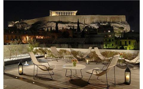 Fan Coils τοίχου στο Ηρώδειο Hotel στην Ακρόπολη στην Αθήνα.