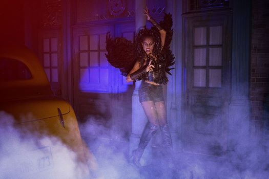 Don't let this Succubus get to you this Halloween. Come on down to Halloween Horror Nights at Universal Studios Singapore! #HHN4