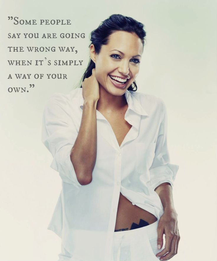 angelina jolie quote  And if you Comment, Like, Re-Pin. Thank's! Repined by http://www.hollywoodobsessed.com/tag/angelina-jolie/