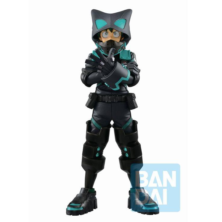 My Hero Academia The Movie World Heroes Mission Izuku Midoriya Ichibansho Figure In 2021 Hero World My Hero Academia Hero