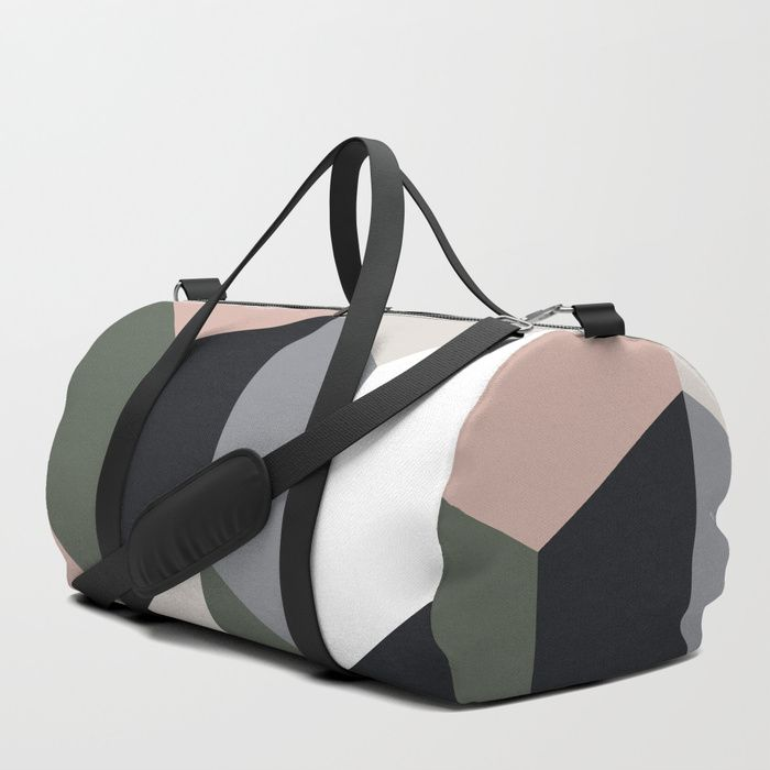 Buy Ruby Quatro Duffle Bag by fimbis.      bags, gym, geometric, luggage, fashion, stylish, travel, fashionista, style,