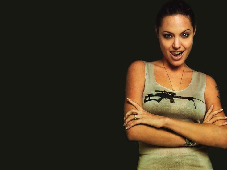 Angelina Jolie Computer Wallpapers Desktop Backgrounds