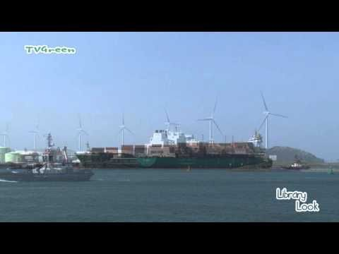 VesselView: TimeLapse - Containervessel Colette - YouTube