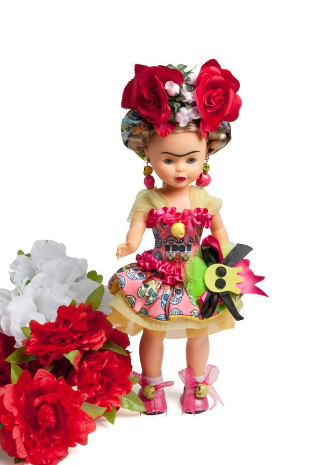 #Nancy dressed by Maya Hansen. #45AnniversaryNancy #dolls #muñecas #bonecas #poupees #juguetes