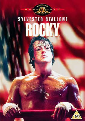 ROCKY **** REGION 4 **** DVD  Sylvester Stallone