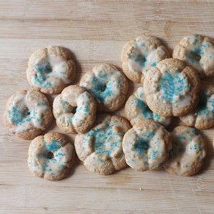 Spelt Butter Cookies