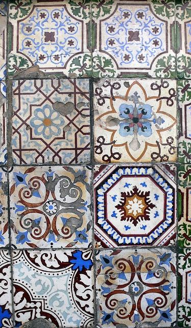 Las maravillas del diseño árabe - tiles