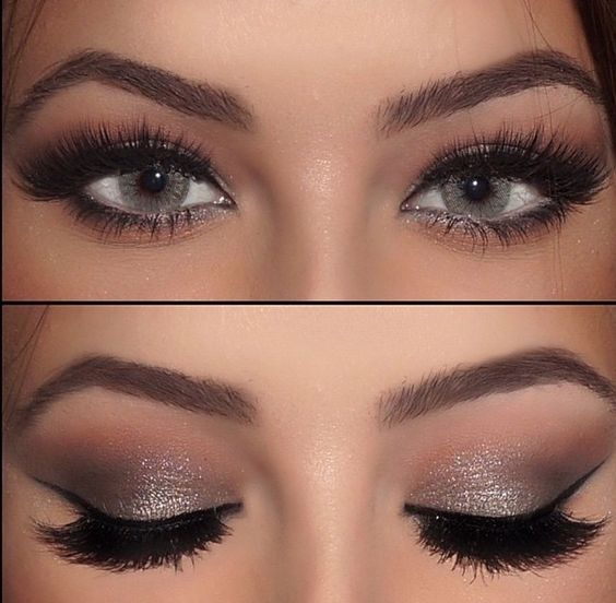 These eyes are gorgeous!! And the eyeliner is definitely on fleek! Perfection