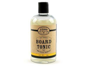 Bartow and Sons Vegan Cutting Board Oil, Natural, Edible,