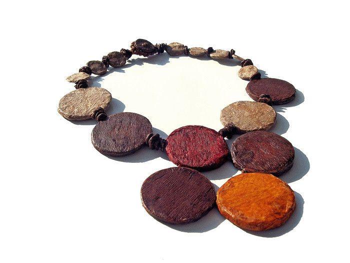 autumn - necklace