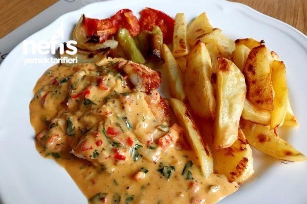 Special Soslu Tavuk Ve Patates (Bu Tarif Kaçmaz)