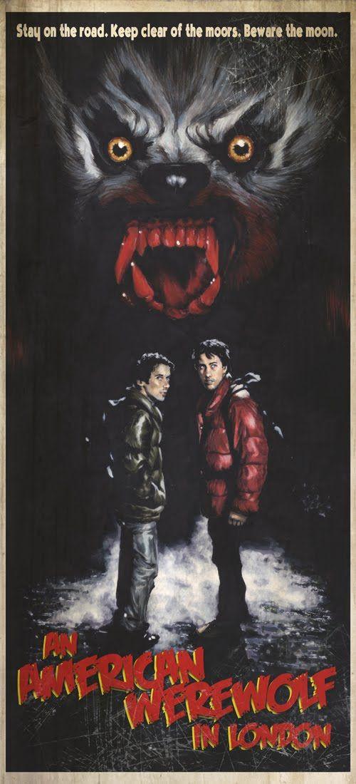 An American Werewolf in London (1981) USA / GB Horror D: John Landis. David McNaughton, Jenny Agutter. 22/04/02
