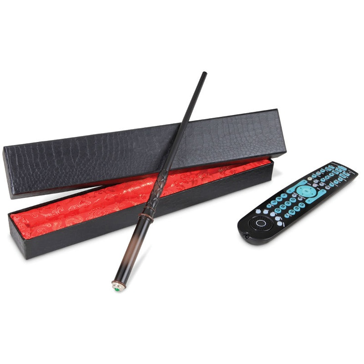 harry potter wand remote!