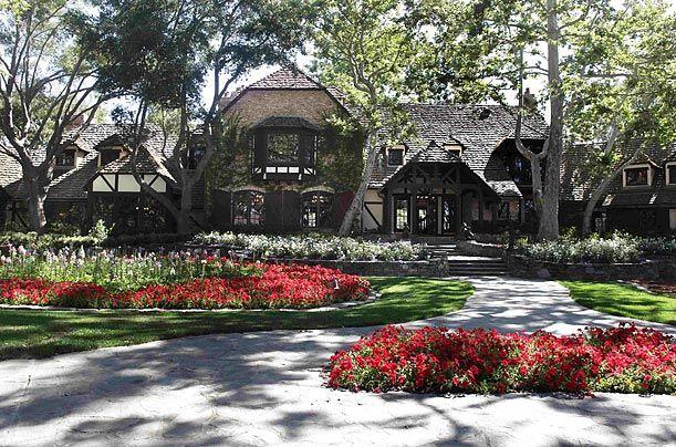 Michael Jackson's Neverland Ranch Los Olivos, California