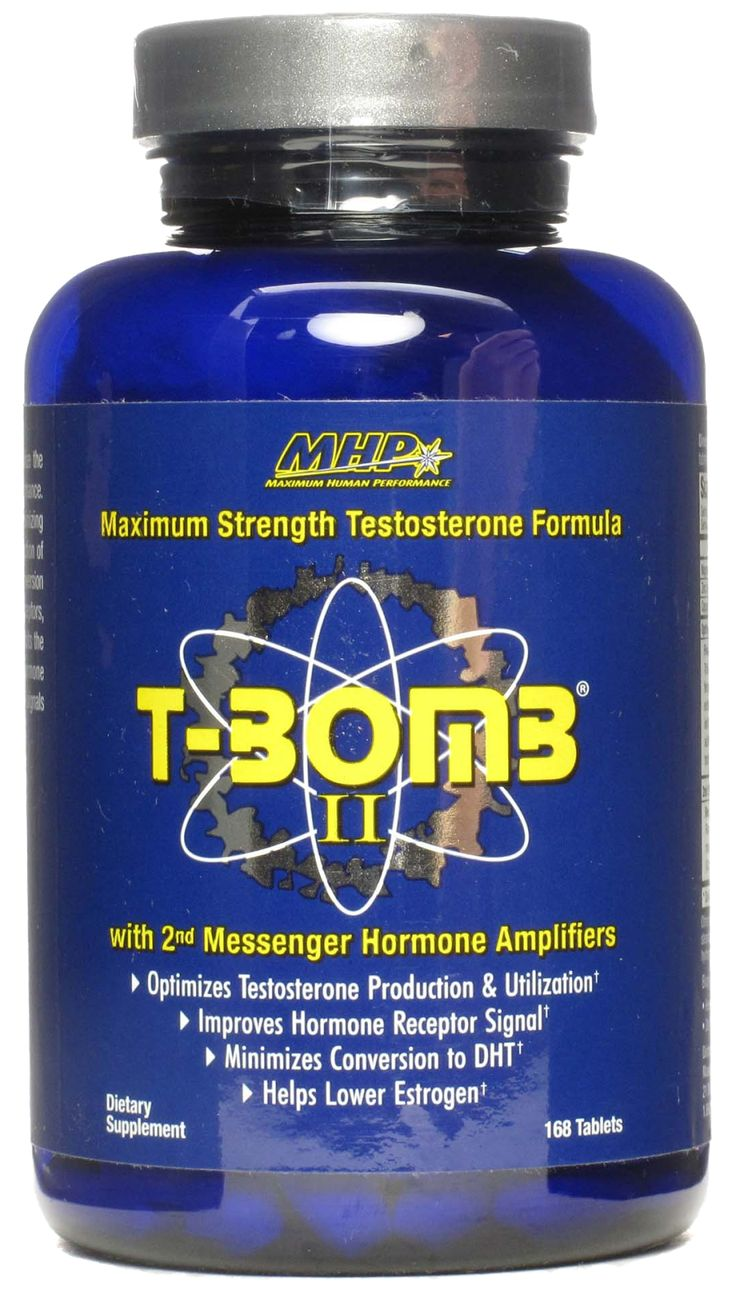 Best Testosterone Booster Reviews: #TBombII Review: Side Effects And Results