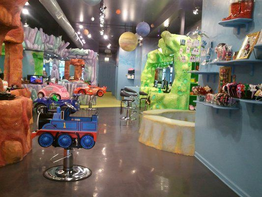 Children's Hair Salons in Chicago