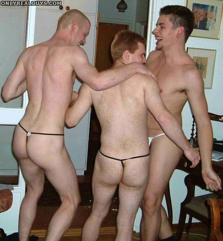 Nude college boys