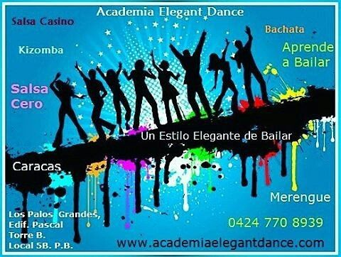 @academia_elegant_dance #Caracas Clases de Baile #Salsa #kizomba #Bachata #Merengue #SalsaCasino #SalsaEnLínea #SalsaCero #AcademiaElegantDance #UnEstiloEleganteDeBailar #Caracas #LosPalosGrandes @salsacasinovenezuela - #regrann