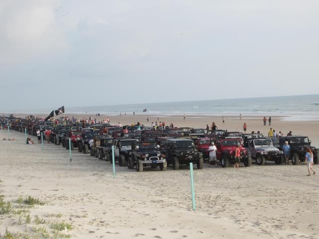 Jeep Beach Has Become One Of The Biggest Gatherings In World Held Annually Daytona Florida Event Attracts Jeepe