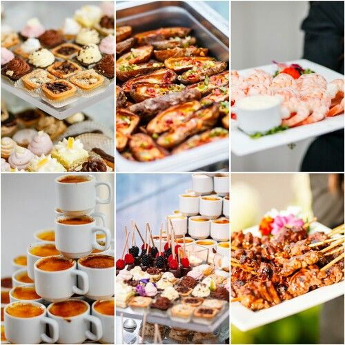 Inexpensive Wedding Reception Food: 17 Best Images About Wedding Foods On Pinterest
