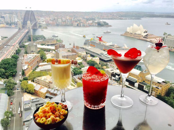 Summer Cocktails at Blu Bar