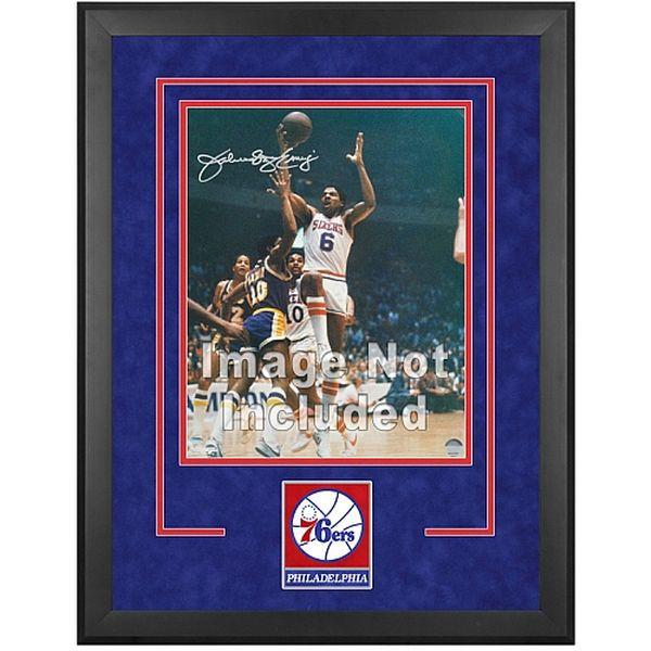 "Philadelphia 76ers Fanatics Authentic 16"" x 20"" Deluxe Horizontal Frame with Team Logo - $179.99"