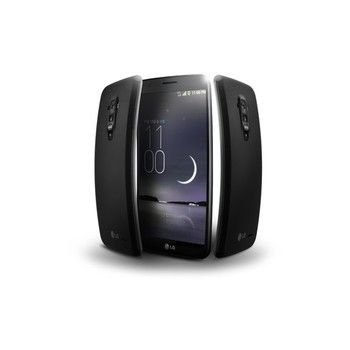 Telefon Mobil LG G Flex Titan Silver