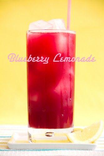 Blueberry Lemonade @sippitysupp