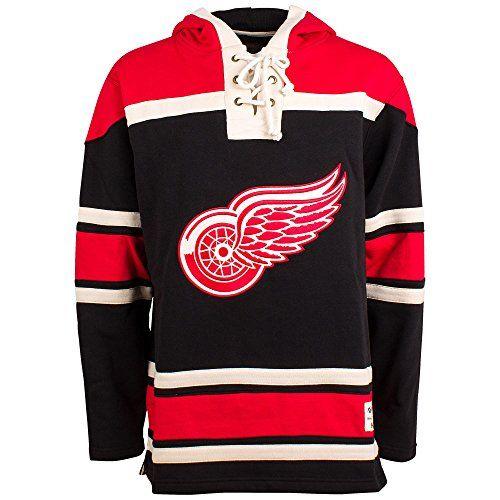 2fc500d7 Detroit Red Wings Alternate Jerseys | NHL Alternate Jerseys | Detroit red  wings, Detroit, Wings