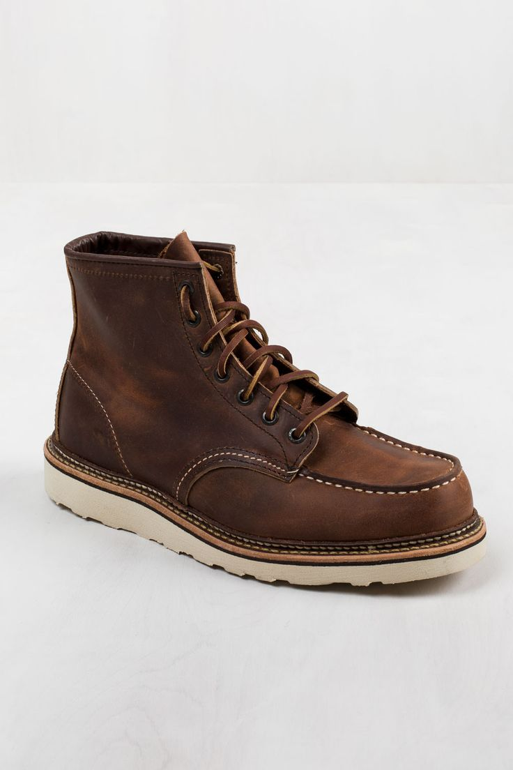Red Wing Moc Toe Boot | United By Blue