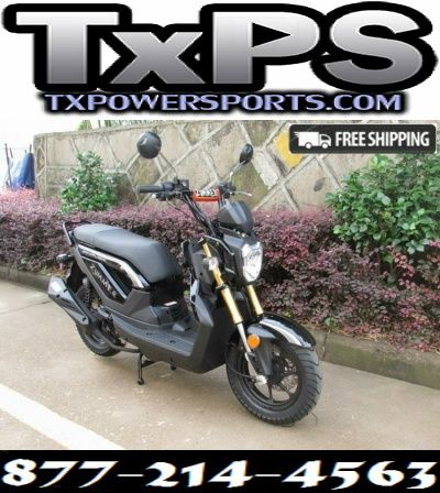 Taotao Zummer 50 Sporty Gas Street Legal Scooter - Fully Assembled and Tested Free Shipping Sale Price: $1,028.00