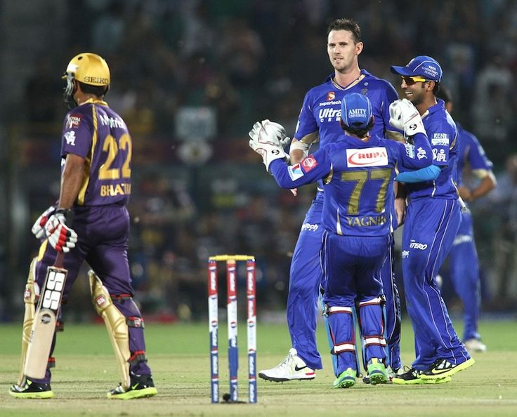 Tait replaces Hastings in Knight Riders squad