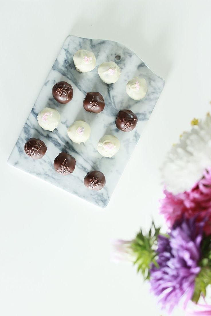Food Gifts: Chocolate Balls