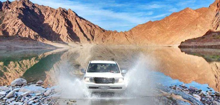#get #thrill #rides in #hatta_mountain #desert_safari_Dubai.. Just #contact us for best #deals: http://www.desertsafarisdeal.com/safari-deals.html