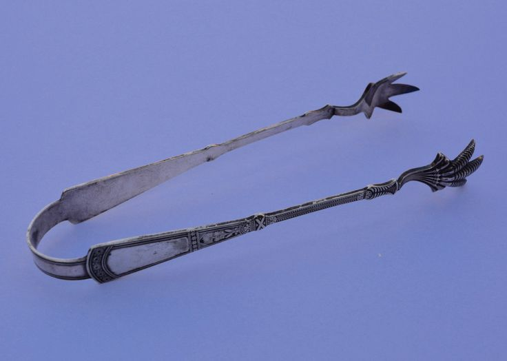 Victorian Rogers & Bro A1 Ice Tongs Silver Plate Vintage Sugar Nips Vintage Sugar Tongs with Claw Grasps Vintage Kitchen Vintage Serving by BiminiCricket on Etsy
