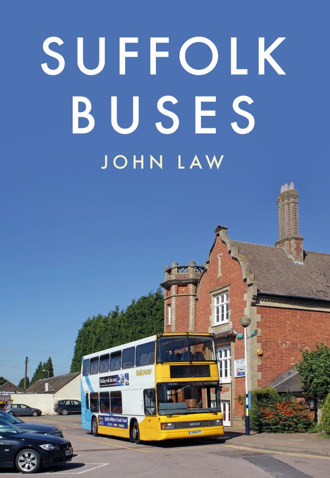 John Law examines the buses of Suffolk.
