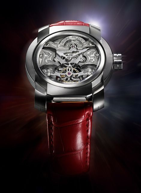 B-side tourbillon | Antoine Preziuso – The Art of Swiss Watchmaking