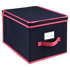 Large Nantucket Storage Box