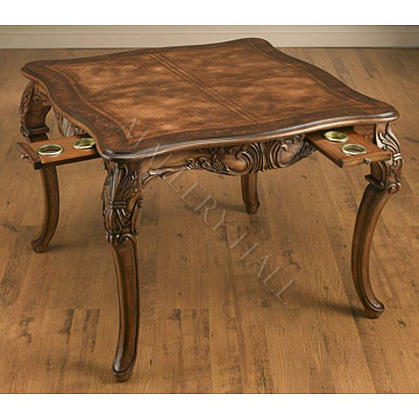 Custom Game Table | ... Custom Dining Tables, Wrought Iron Furniture, Custom