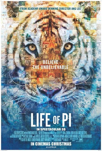 Film Trailer: New International Trailer for Life of Pi
