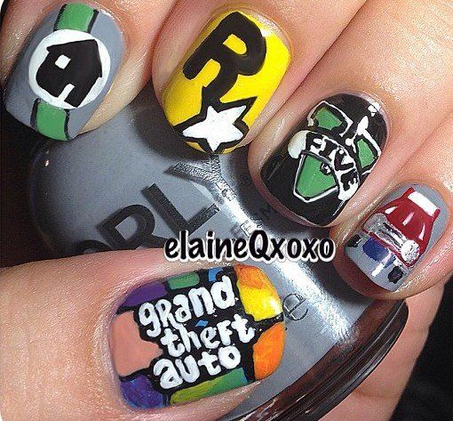 Nail Polish Games Xbox - Nail Polish Games Xbox Hession Hairdressing