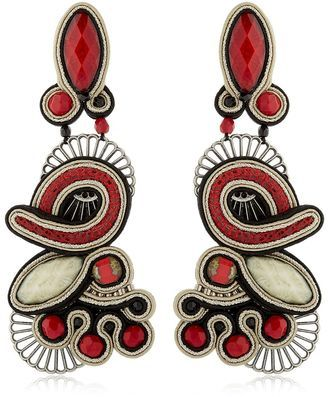 Hedonia Earrings $403 thestylecure.com