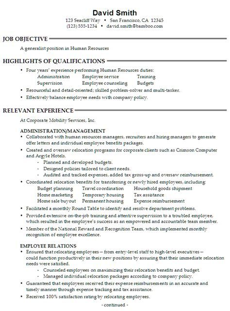 The  Best Free Resume Samples Ideas On   Free Resume