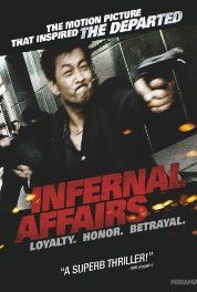 Infernal Affairs (2002) Poster